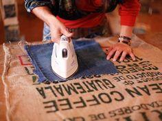 Tips for working with coffee sacks #CoffeeBags