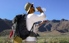 How Much Water do You Need to Take Hiking or Backpacking?