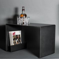 vinyl schallplatten regal lp rack fr 100 lps 4mm stahl industrie design rohstahl - Schallplattenregal