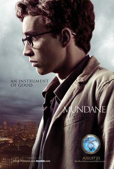 Simon LewisThe Mortal Instruments: City of Bones