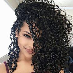 Cachos perfeitos  #cute #cachos #love #cabelo #crespo #hair #pixie #cacheado #cacheadas #negras #curly #curl #big  chop #bigchop #madeixas #cachosestilosos # cacheia #cacheadissimas #cacheando # cachoscachinhos #vivacacheada # vivacachos #crespa #cabelo # cabelocacheado #cachosbra #curlyhair #curls # curly #hair #cacheadasinlove #cachinhos #todecacho