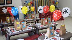 Festa infantil na escola- toy story