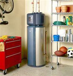 GE heat pump water heater