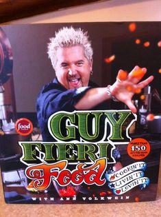 "Guy Fieri Spaghetti and Meatballs Recipe from the ""Food"" Cookbook!"