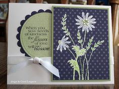 pinterest greeting cards homemade | WOW homemade greeting cards / Our Little Inspirations