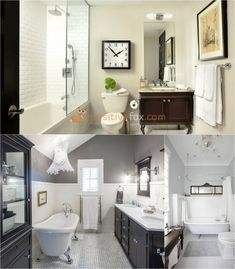 See Best Classic Interior Design Ideas for Your Home. Classic style can be multifaceted: cozy, modern, noble and strict - but never boring or inexpressive. Bathroom Design Small, Bathroom Interior Design, Interior Design Living Room, Bathroom Ideas, Interior Design 2017, Interior Ideas, Classic Bathroom, Classic Interior, Luxury Home Decor