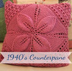 1940's Counterpane Pattern
