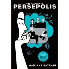 Touching, raw, brilliant. A memoir in the form of a graphic novel telling the story of the author growing up in Tehran before, during and after the Iranian Revolution in 1979.
