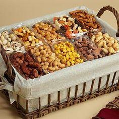 Snack Attack Gift Basket