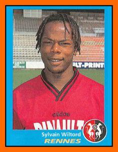 08-Sylvain WILTORD Panini Rennes 1996 Football Icon, Arsenal Football, Arsenal Fc, Football Soccer, Football Players, Football Stickers, Football Cards, Bob Paisley, Messi Goals