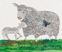 Eric Carle Blog - happy year of the sheep