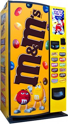 Global Vending Group Inc. - Vendo MM #SnackMachine - Refurbished, Please Call 800-592-4220