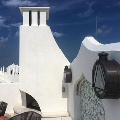 Look at the sky- we are not alone. The whole universe is friendly to us and conspires only to give the best to those who dream and work... Abdul Kalam (Rooftop terrace from one of our Alys Beach houses- thinking beachy thoughts today and headed to Santo Domingo)