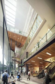 architecture, interior design, building, lobbys