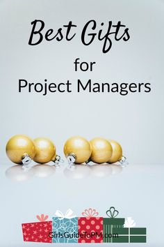 Best holiday gifts for project managers #projectmanagement