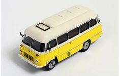 Robur LO 3000 Fr 2 M-B 21 - White & Yellow - 1972