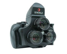 How great to have pictures like that !!, I'm looking into it .......3D World camera with 3 lenses