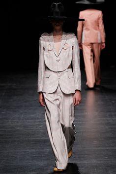 Walter Van Beirendonck Spring 2016 Menswear Collection Photos - Vogue