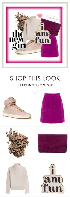 """stuck in the middle of my mind statue🙄"" by rainadreyz ❤ liked on Polyvore featuring Lacoste, L.K.Bennett, Dolce&Gabbana, Phase Eight, Vanessa Seward and ban.do"