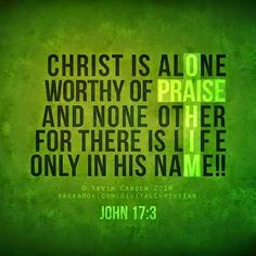 Praise him❤