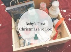 Baby's First Christmas Eve Box