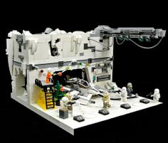 SoNE Episode III – Oh Echo Base! by Eric Tung on Flickr