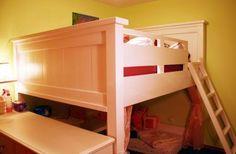32 Best Low Loft Bed Images Bed Low Loft Beds Kids Bedroom