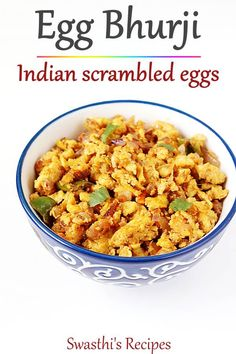 Egg recipes - Collection of 52 anda recipes - Swasthi's Recipes Curry Recipes, Beef Recipes, Vegetarian Recipes, Cooking Recipes, Healthy Recipes, Healthy Food, Egg Recipes For Breakfast, Brunch Recipes, Indian Recipes