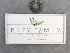 Excited to share this item from my shop: beach house sign, custom sign, framed shiplap wood sign Shiplap Wood, Beach House Signs, Home Decor Signs, Grey Paint, Solid Pine, Real Wood, Folk Art, Etsy Shop, Handmade Gifts