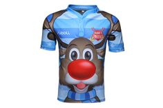 Rudie's Sleighers Christmas S/S Rugby Shirt Rugby Kit, Ugly Sweater, Sweaters, Christmas Jumpers, Professional Look, Being Ugly, Shirts, Collection, Sweater