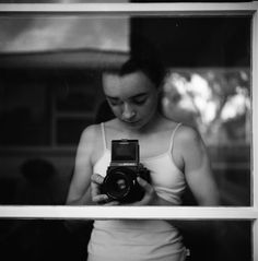View finder Vintage Cameras, Black And White Photography, Film, Instagram Posts, Photography, Black White Photography, Movies, Film Stock, Film Movie