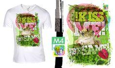 Camiseta M4