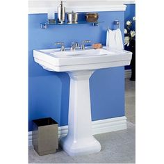 Found it at Wayfair - Richmond Complete Grande Pedestal Bathroom Sink