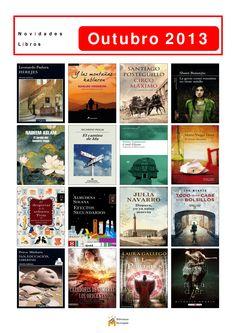 Novelas novas na Biblioteca Os Rosales. Xa dispoñibles para levar prestadas!