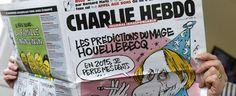Sarà il libro dell'anno, Sottomissione di Michel Houellebecq, da oggi sotto scorta dopo la strage di Parigi al settimanale Charlie Hebdo. Al di là dell'iro