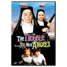 The Trouble with Angels (1966) with Rosalind Russell and Hayley Mills