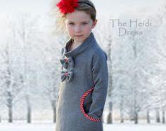 Pdf de patrón de costura para niños las por MyChildhoodTreasures …