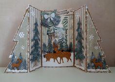 470.713.636 Dutch Doobadoo Fold Card Art Tree