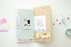 Big Picture Classes | Scrap Small: Teeny Titles & Journaling