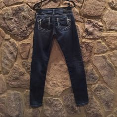 Silver Tuesday skinny jean Silver Tuesday skinny jean- size 29, length 31- excellent condition- factory distressed Silver Jeans Jeans Skinny