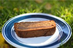 Chai banana bread, a great low FODMAP treat for your Christmas table.