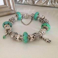 Pandora Bracelet Design Ideas pandora spring 2017 collection Teal Pandora Idea Show Us Your Bracelet Perlen