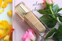 Clarins True Radiance Foundation review...