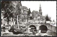 Gewelfde stenen brug Alkmaar Earth, Places, Lugares, World