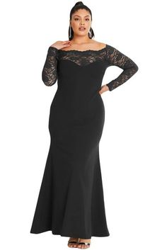 2a190b2946ab1 33 Best PLUS SIZE CLOTHING images in 2019 | Plus size dresses, Large ...