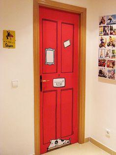 Door Dresser wear your #doors! // Viste tus puertas! fundas de tela para…