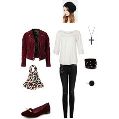 """chillin"" by mariamorciglio on Polyvore"