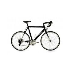 Denali Road Bike Men Street Racing Outdoor Large Frame Bicycle Cycling Blk/Silv