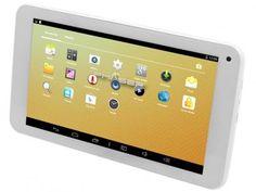 """Tablet Phaser PC 713 4GB 7"""" Wi-Fi - Proc. Dual Core Câmera Integrada com as melhores condições você encontra no Magazine Afilialopes. Confira!"""