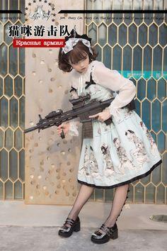 Lyreivy -Military Cats- Lolita Accessories